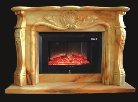 Fireplace Model 8 Marble Mantel Antique French